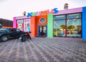 Koumis Toys Παιδικά Πολυκαταστήματα στην Χίο